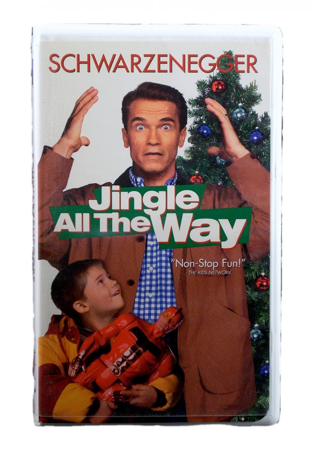 Jingle All The Way VHS 1997