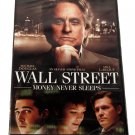Wall Street: Money Never Sleeps DVD 2010