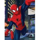 The Ultimate Spider-Man Over the City Beach Towel Spidey Towel Spiderman towel Free Monogram