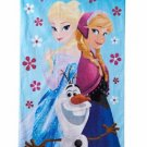 Disney Frozen Anna Elsa Olaf Summer Fun Cotton Beach Towel  Free Monogram