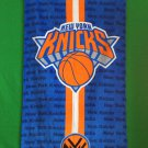NBA New York KNICKS Basketball Beach Towel - Free Monogram