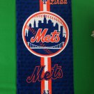 MLB New York METS Beach Towel - Free Monogram