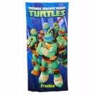 TMNT Turtles Stance Beach Towel FREE Monogram