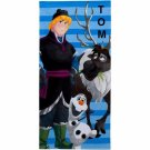 Disney Frozen Mountain Men Beach Towel  FREE Monogram