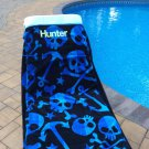 Skulls Turkish Cotton Beach Towel - Personalized