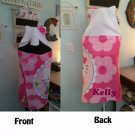 HK Hello Kitty Hooded Beach Bath Towel Wrap – Personalized