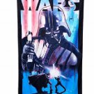 Star Wars Darth Vader Luke Skywalker Fight Beach Towel - Personalized