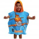Disney Planes Echo Bravo Hooded Poncho Bath Towel Personalized