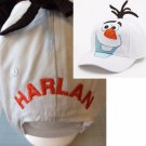 Disney's FROZEN OLAF Kids Baseball Cap Hat Personalized