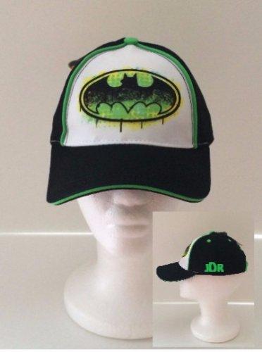 DC Comics BATMAN Boys Baseball Cap - Personalized