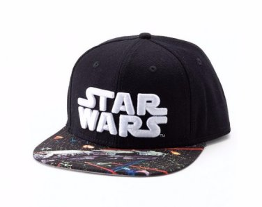 Star Wars Snap Back Hat Baseball Cap � Men - Personalized