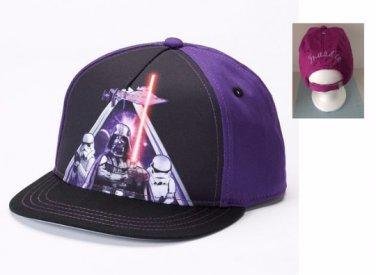 Star Wars Villains Baseball Hat � Boys � Personalized