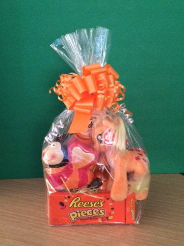 My Little Pony Applejack Ty 41013 Inspiring Gift Basket Birthday Basket Get Well Soon Basket