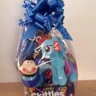 My Little Pony Rainbow Dash Ty 41015 Inspiring Gift Basket Birthday Basket Get Well Soon Basket