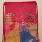 Disney Princess Drawstring Backpack Sling Bag Tote – Personalized
