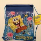 Spongebob SquarePants Drawstring Backpack Sling Bag Personalized