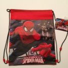 SPIDER-MAN Drawstring Backpack Sling Bag Personalized