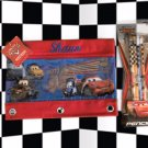 Disney PIXAR CARS 3 Ring Binder Pencil Case Pouch - Monogrammed