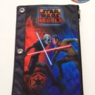 Star Wars REBELS Kanan Jarrus 3 Ring Binder Pencil Case Pouch - Monogrammed