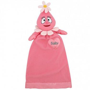 Yo Gabba Gabba Foofa LOVIE Character Security Blanket - Personalized