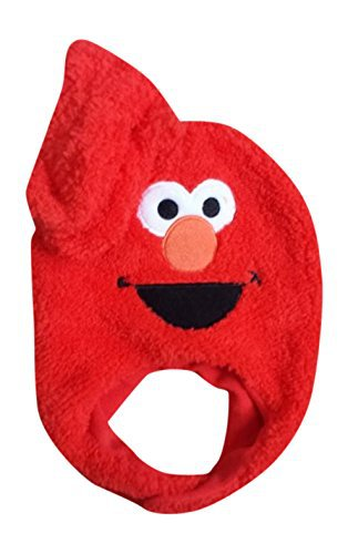 Sesame Street Elmo Toddler Winter Hat & Mitten Set (2T - 5T) Personalized