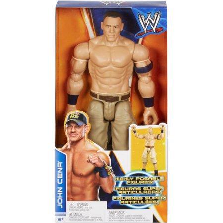 WWE John Cena 12 Inches Tall Large Scale Figure