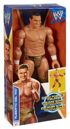 """WWE Large 12"""" Figure Alberto Del Rio"""