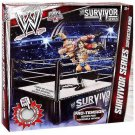 Mattel WWE Wrestling Exclusive SURVIVOR SERIES Superstar Ring