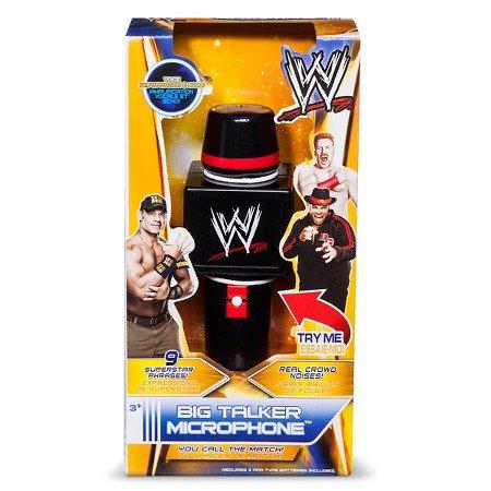WWE Big Talker Microphone