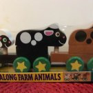 Melissa and Doug Pull Along Farm Animals