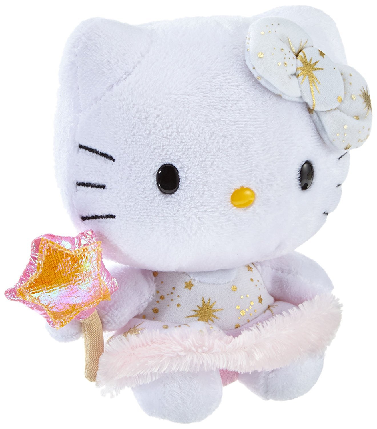 Ty Hello Kitty Beanie Babies � 8 in � Angel 40960