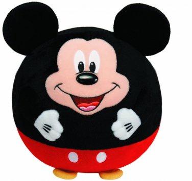 Ty Beanie Ballz Mickey Mouse Plush, Medium 38550