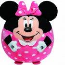 Ty Beanie Ballz Minnie Mouse Plush, Medium 38551