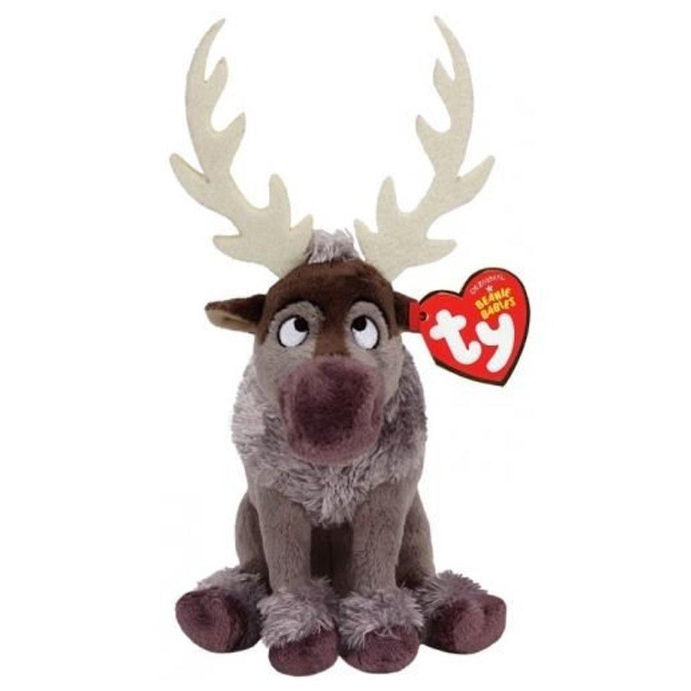 Ty Inc Beanie Baby Plush Stuffed Animal Sven The