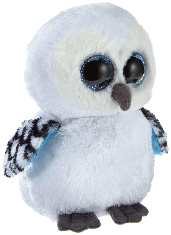 "Ty Beanie Boos Spells Owl 6"" Plush 36078"