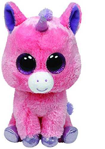 Ty Beanie Boos Magic Plush - Pink Unicorn 36063