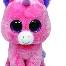 Ty Beanie Boos Magic Plush - Pink Unicorn 36063