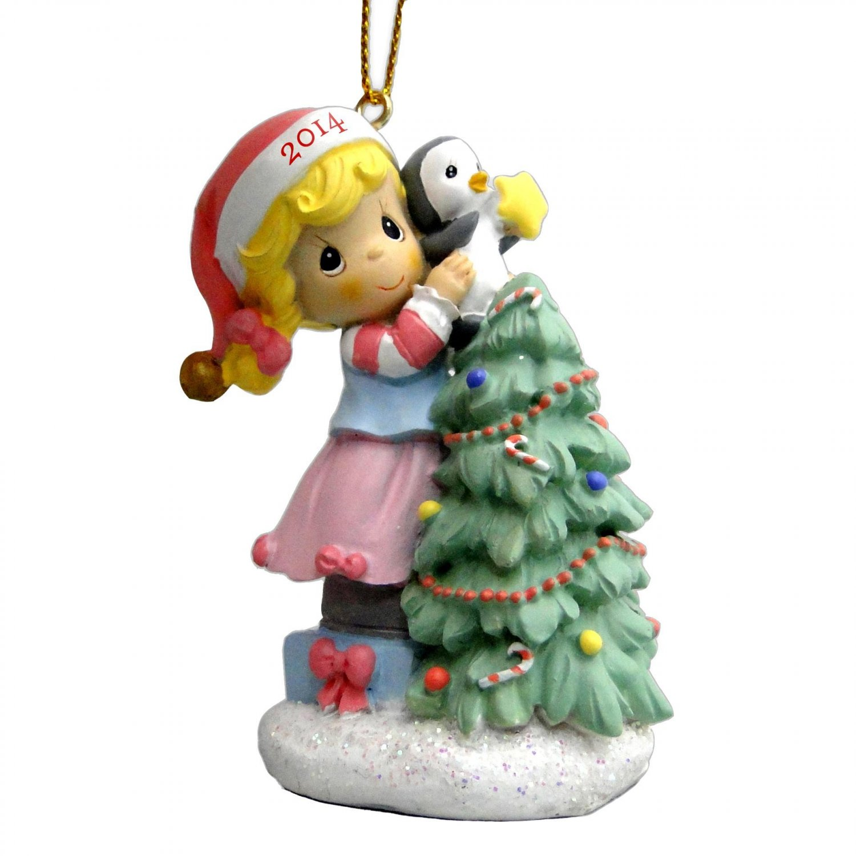 Precious Moments 2014 Holiday Ornament