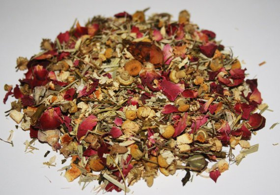 RoyalTii� - 'Relaxation' Bath Tea Blend