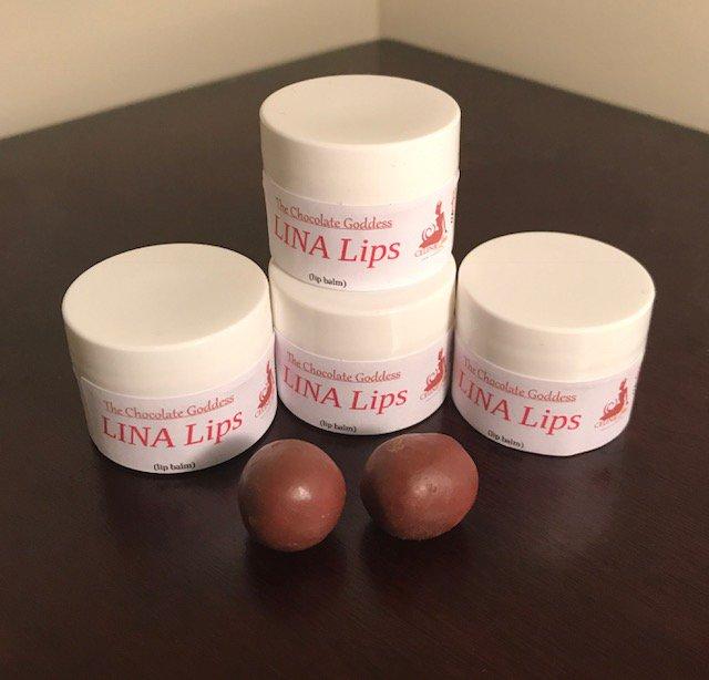Royaltii� Chocolate Goddess LINA Lips