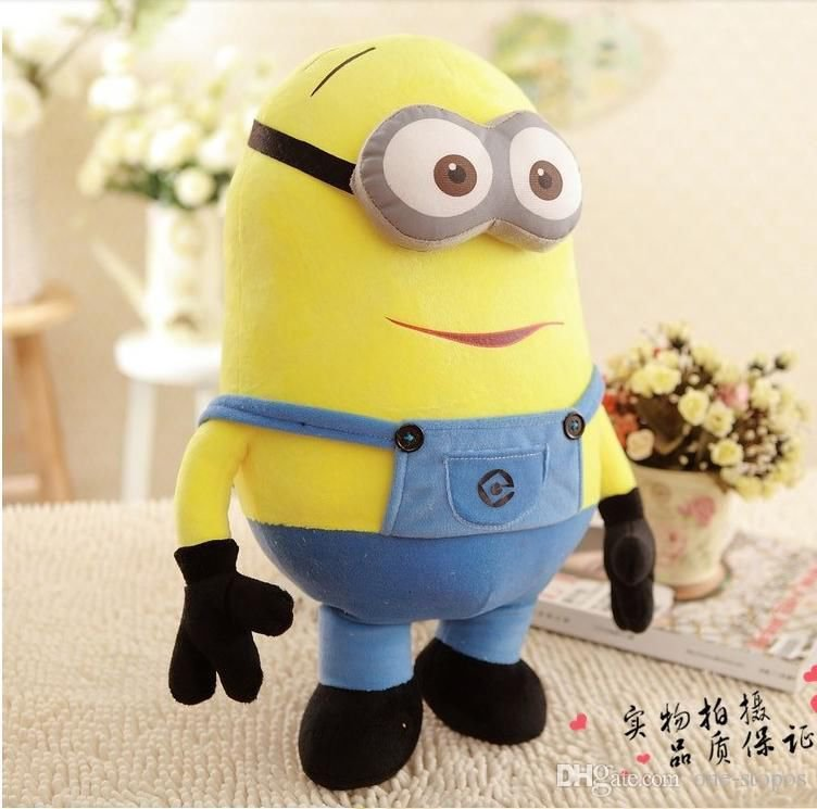 Minion Despicable Me  Children Plush Stuffed Toys Doll Big Size 20inch KEVIN