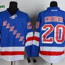 Chris Kreider New York Rangers #20 Replica Hockey Jersey Multiple styles