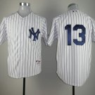 Alex Rodriguez New York Yankees #13 Replica Baseball Jersey Multiple styles