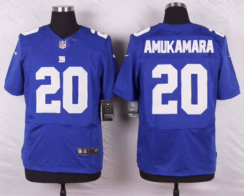 Prince Amukamara New York Giants #20 Replica Football Jersey Multiple Styles