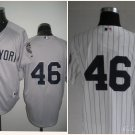 Andy Pettitte New York Yankees #46 Replica Baseball Jersey Multiple styles