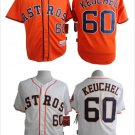 Dallas Keuchel  Houston Astros #60 Replica Baseball Jersey Multiple styles