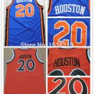 Allen Houston New York Knicks #20 Replica Basketball Jersey Multiple Styles