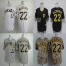 Andrew McCutchen Pittsburgh Pirates #22 MLB Replica Jersey Multiple styles