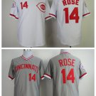 Pete Rose   Cincinnati Reds #14 Replica Baseball Jersey Multiple styles