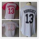 Women's Alex Rodriguez New York Yankees #13 Replica Baseball Jersey Multiple styles